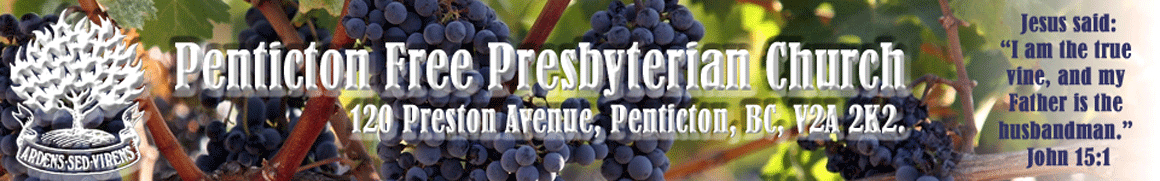 Penticton Free Presbyterian Church